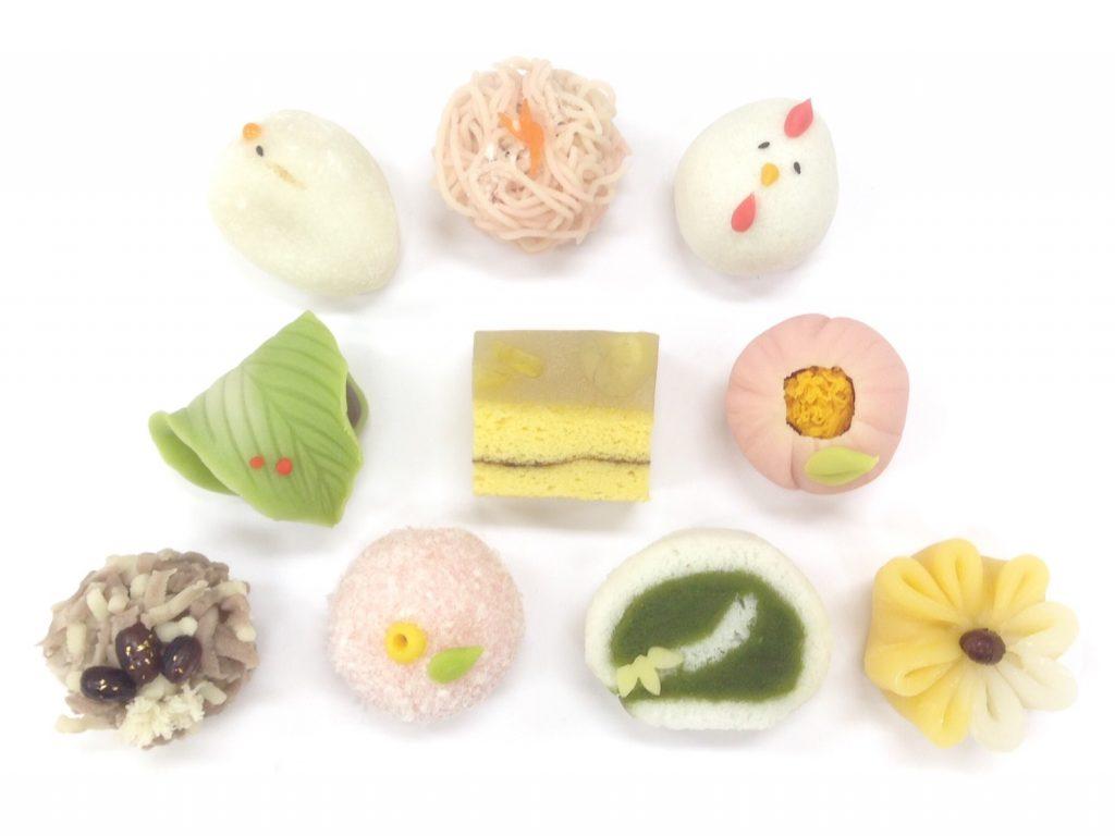 【新年限定】上生菓子×12/22~1/4年末年始の営業します | 三重県 ...